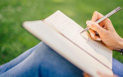 Writing Toward Personal Transformation